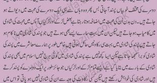 Love Marriage Main Rakawat